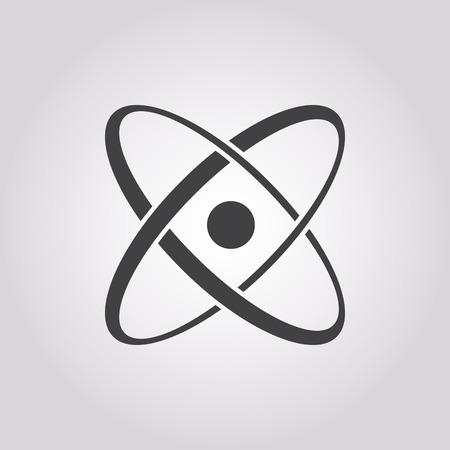 nucleo: Ilustraci�n del vector del icono del n�cleo