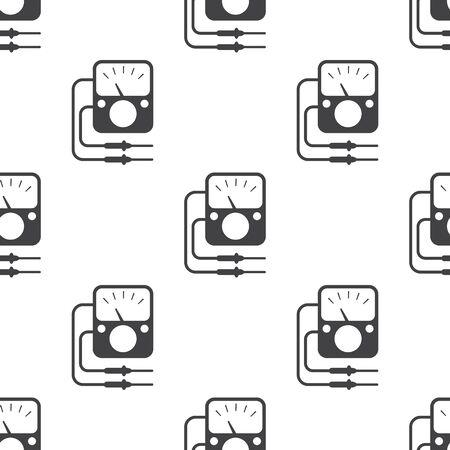 multimeter: Vector illustration of Multimeter icon
