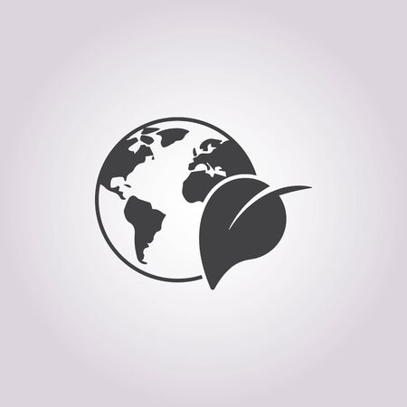 planeten: Vektor-Illustration des Planeten-Symbol