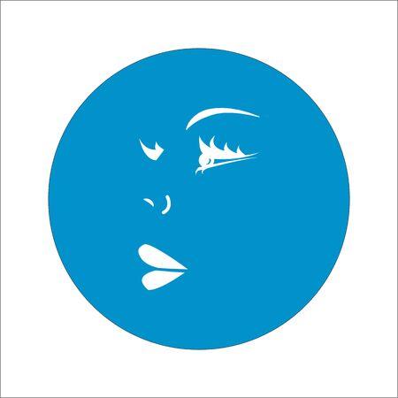 ilustration: Ilustration of face