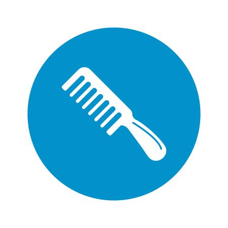 hairbrush: Ilustration of hairbrush Illustration