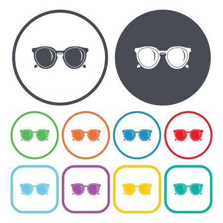 Ilustration of glasses