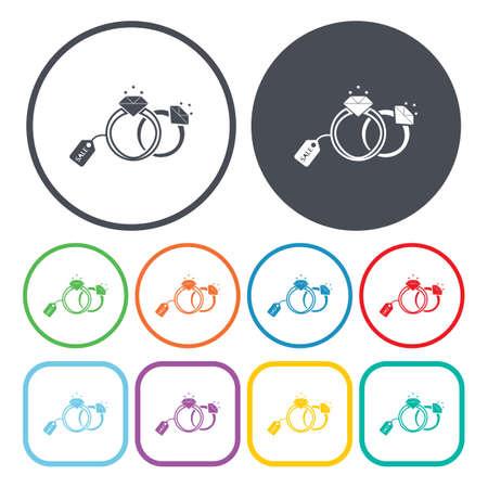 ilustration: Ilustration of ring Illustration