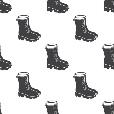 boots: Ilustration of  boots
