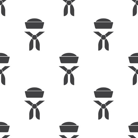forage: sailor icon on white background for web