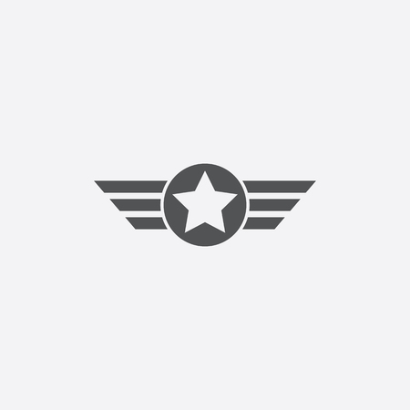 quickness: Badge icon of vector illustration for web and mobile design