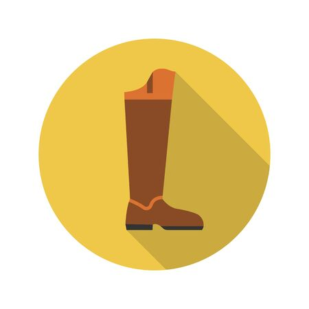 gaiters: Gaiters icon of vector illustration for web and mobile design
