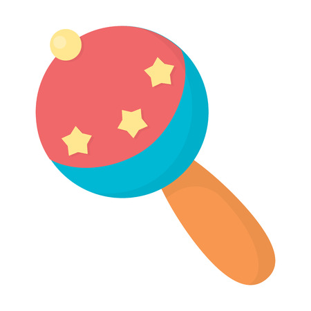 beanbag: Beanbag cartoon icon. Illustration for web and mobile.