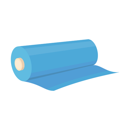 Textile roll icon of vector illustration for web and mobile design