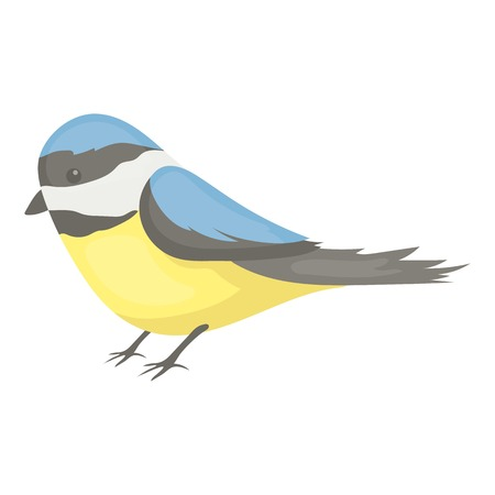 parus: Parus icon in cartoon style isolated on white background. Park symbol stock vector illustration.