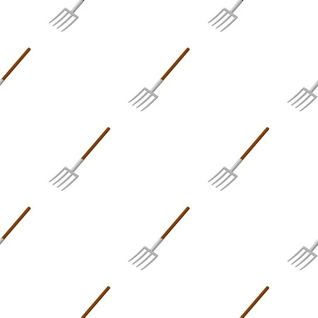 pitchfork: Pitchfork icon of vector illustration for web and mobile design