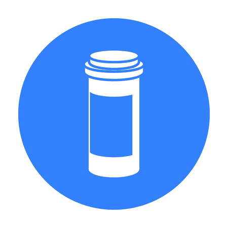 blisters: Medicines icon black. Single medicine icon from the big medical, healthcare black.