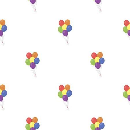 homosexual sex: Balloon icon cartoon. pattern gay icon from the big minority, homosexual cartoon.