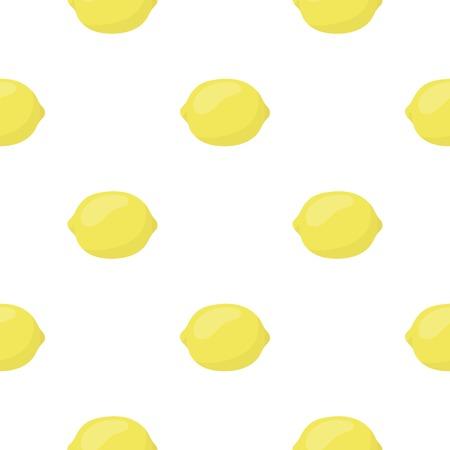 レモン アイコン漫画。果物アイコンを焦がします。
