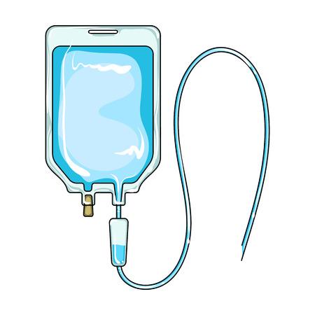 Medycyna package.Medicine pojedynczy ikona w stylu cartoon symbolu wektorowego ilustracji wektorowych. Ilustracje wektorowe