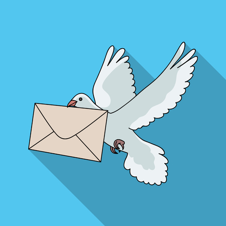 email icon: Post pigeon.
