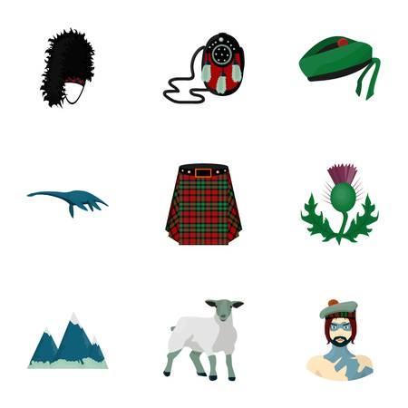 National Symbols Of Scotland Scottish Attractions Scotland