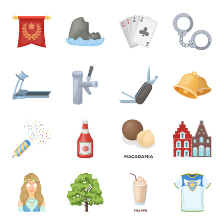 arrest: Country, finance, nature and other web icon in cartoon style.Sport, food, service icons in set collection.