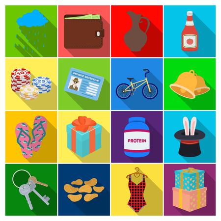 Set van web-iconen