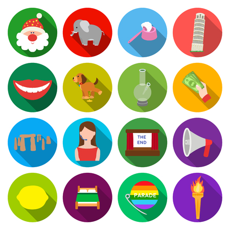 toy toilet bowl: leisure, business entertainment, and other web icon in flat style.torch, fire, tourism icons in set collection.