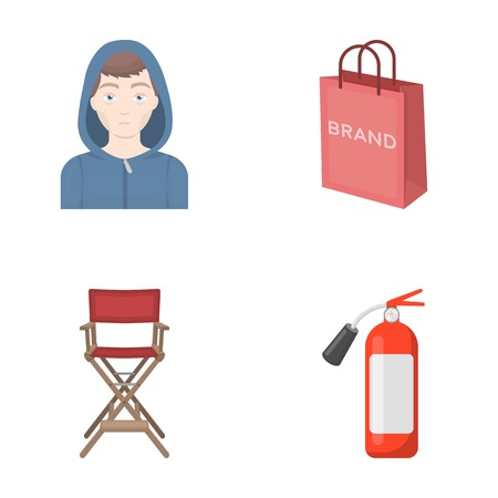brow: clothespin, clothespin and other web icon in cartoon style.Purchase, fire icons in set collection. Illustration
