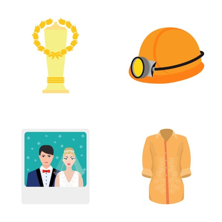 Business, sport, textile and other web icon in cartoon style.design, fashion, event, icons in set collection. Illustration