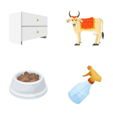 business, religion, industry and other web icon in cartoon style.dispenser, remedy, container, icons in set collection.