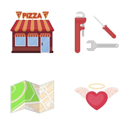 tourism, restaurant, Business and other web icon in cartoon style.love, wedding, relationship, icons in set collection.