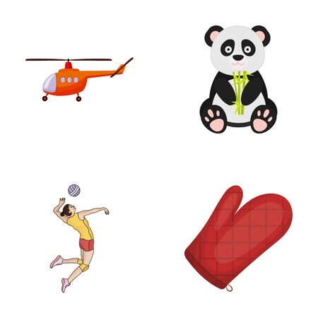 travel, ecology, Exotics and other web icon in cartoon style.sports, textiles, business icons in set collection. Illustration