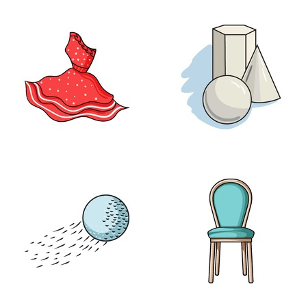 buy, sport and other web icon in cartoon style.art, furniture icons in set collection. Illustration