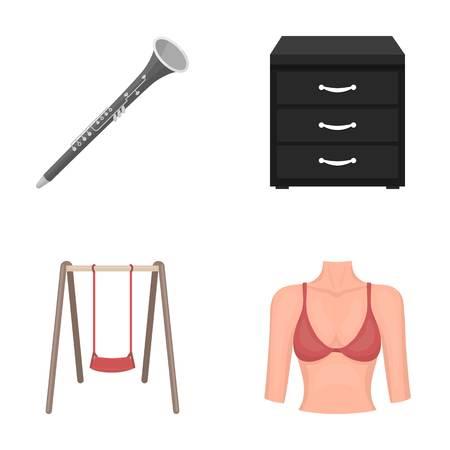 図、医学、貿易、漫画 style.torso, 胸, 葉のアイコン セットのコレクションの他のウェブ アイコン。