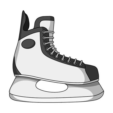 Extreme sport single icon in monochrome style vector symbol stock illustration Illustration