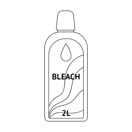 Chlorine symbol images stock pictures royalty free chlorine bottle of bleach dry cleaning single icon in black style vector symbol stock illustration urtaz Gallery