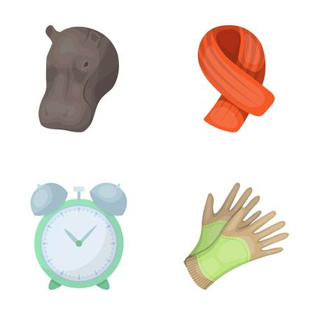 zoo, training and other  icon in cartoon style.clothing, medicine icons in set collection.