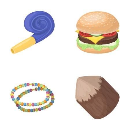 sport, decoration and other  icon in cartoon style. cooking, animal icons in set collection.