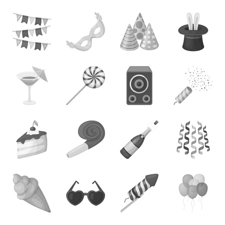 tactics: Marker for paintball, equipment, balls and other accessories for the game. Paintball single icon in monochrome style vector symbol stock illustration web.