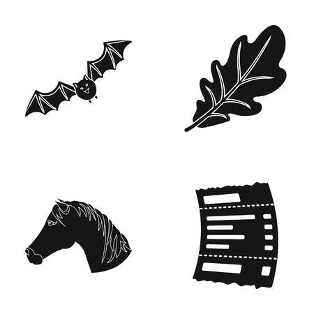 racing sign: Hobbies, Flora, fauna and other web icon in black style. information, nature, ecology, icons in set collection.