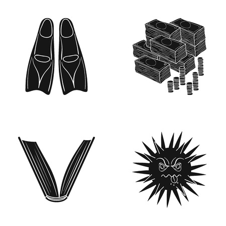 A hygiene, business, leisure and other web icon in black style.dirt, disease, poisoning, icons in set collection. Illustration