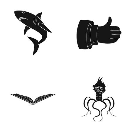 A mud, prevention, medicine and other web icon in black style.institute, education, microbes, icons in set collection. Illustration