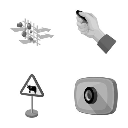 protection, tools, attributes and other monochrome icon in cartoon style.glass, plastic, view, icons in set collection. Illustration
