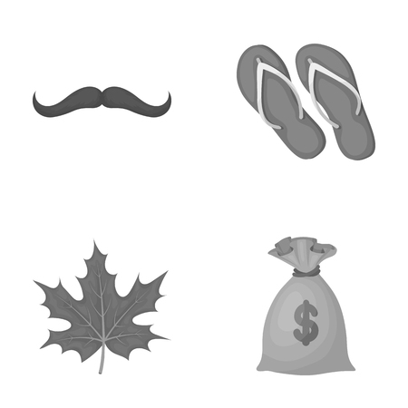 fashion, symbol and other monochrome icon in cartoon style.shoes, finance icons in set collection.