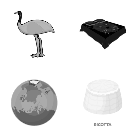 travel, nature, ecology and other  icon in cartoon style.dessert, business, trade icons in set collection. Illustration