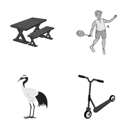 entertainment, ecology, nature and other  icon in cartoon style.transport, children, business, icons in set collection.
