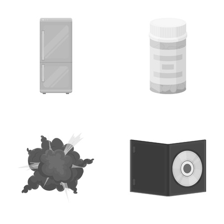 medicine, protection, ecology and other monochrome icon in cartoon style.custodian, information, business icons in set collection. Illustration