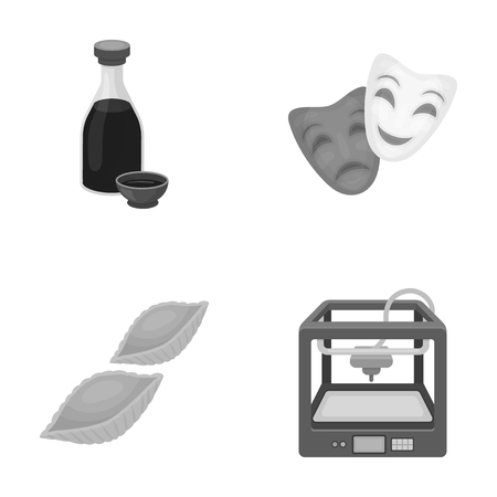 incognito: achievements, trade, entertainment and other web icon in monochrome style.apparatus, research, medicine, icons in set collection. Illustration