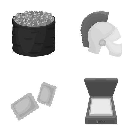 貿易、歴史、観光、白黒 style.apparatus、コピー機、ビジネス、アイコン セットのコレクションの他の web アイコン。