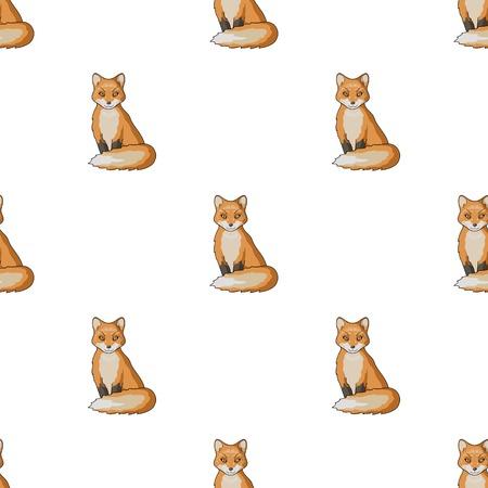 Red fox.Animals single icon in cartoon style vector symbol stock illustration web. Illustration