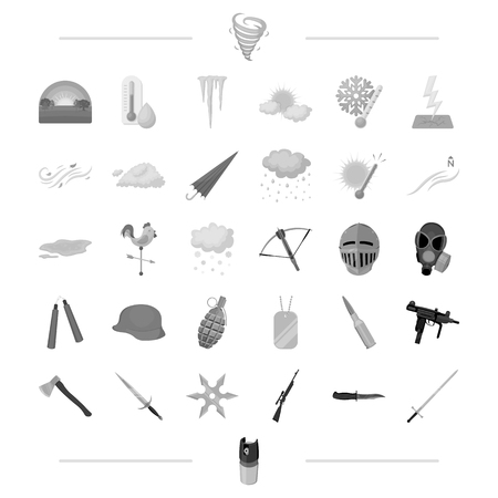 competition, sport, war and other web icon in black style.nature, weather, hunting, icons in set collection.