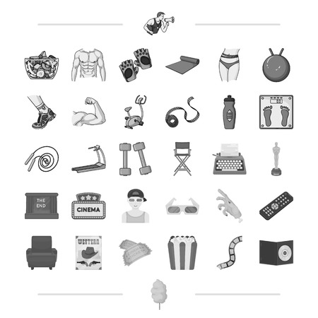 hygiene, diet, leisure and other web icon in black style.sweet, sport, competition, icons in set collection.