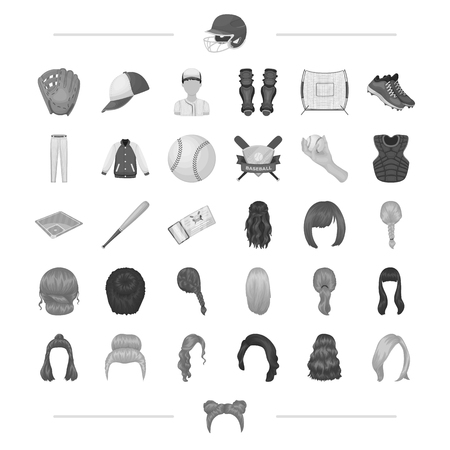 business, buying, selling and other web icon in black style.salon, hairdresser, shopping, icons in set collection. Illustration